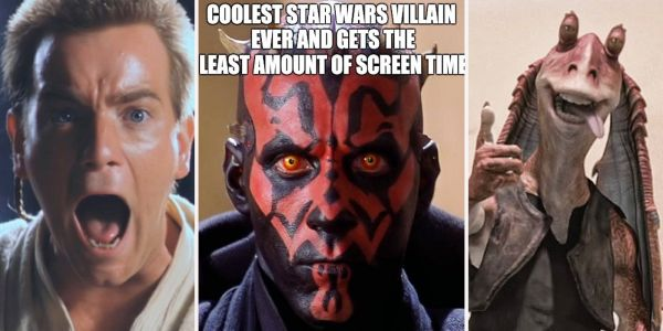 Star Wars: 15 Memes That Show The Phantom Menace Actually Makes Too Much Sense