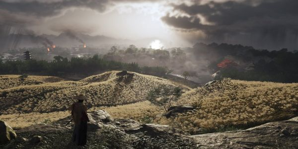 Ghost of Tsushima's Graphics Are So Good Even Sony Boss Is Impressed
