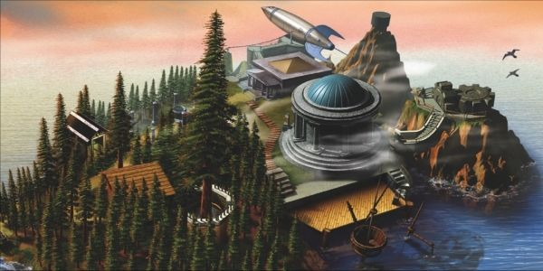 The Complete Myst Franchise Is Being Rereleased