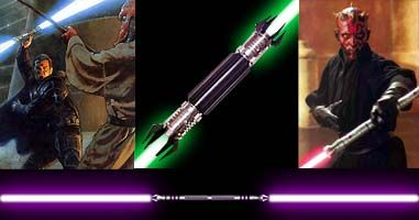 In Star Wars, why didn't all the Jedi use the double lightsaber like Darth Maul?