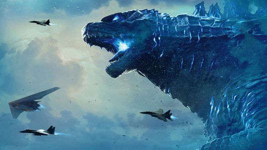 Godzilla: King of the Monsters Banner Posters are Here