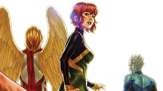 Exclusive Preview: Extermination 5 Kills off One of the X-Men