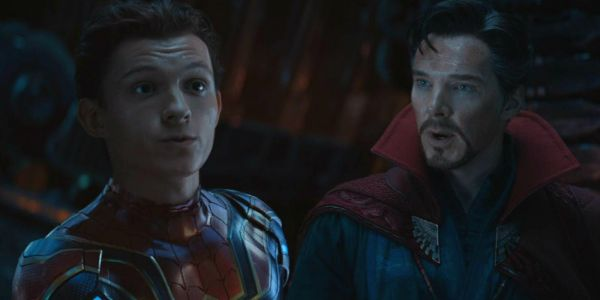 Benedict Cumberbatch & Tom Holland Want A Spider-Man/Doctor Strange Team-Up