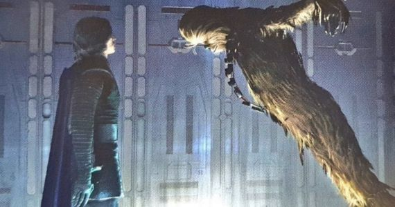 Kylo Ren Tortured Chewbacca in Filmed The Rise of Skywalker Deleted Scene