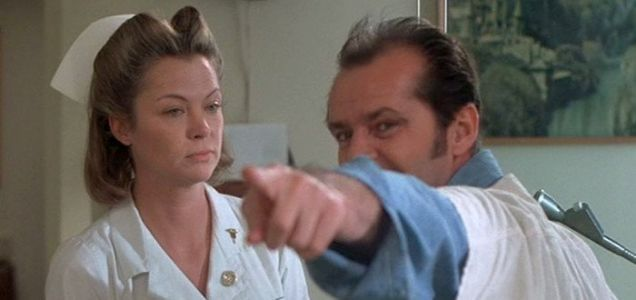 Netflix's Nurse Ratched Series Will Include Jack Nicholson's 'One Flew Over the Cuckoo's Nest' Character