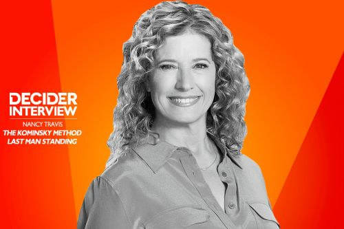 Nancy Travis Loves The Challenge Of Doing Double Acting Duty On 'The Kominsky Method' And 'Last Man Standing'