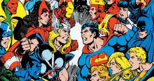Marvel and DC Crossover Championed by Comic Writers Hoping to