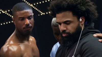 Watch: Go BTS with 'Creed II'