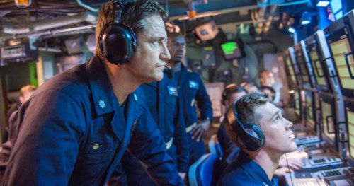 Hunter Killer Trailer Has Gerard Butler Saving the World in a