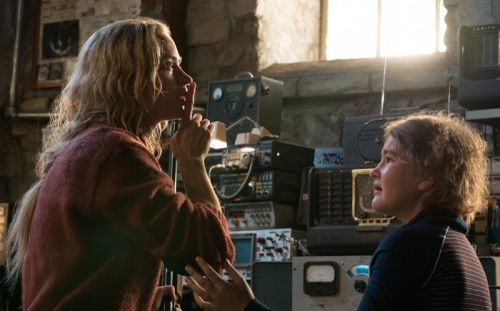 Don't Make a Sound While You Watch Three A Quiet Place Clips