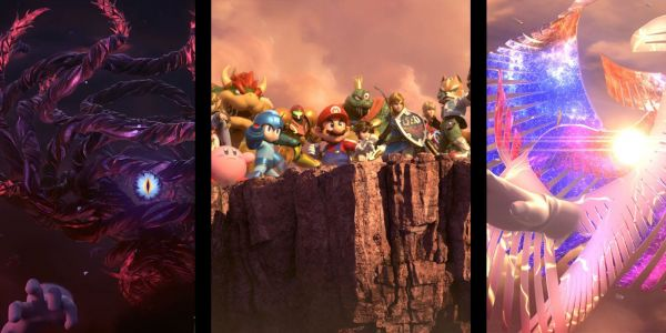 Super Smash Bros Ultimate: All Three Endings Explained & How To Get Them