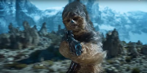Solo: A Star Wars Story Tie-in Ad Teases Exciting Train Heist
