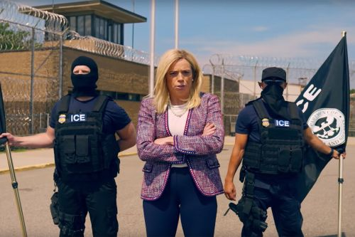 Michelle Wolf Implies ICE Is ISIS In Fake Recruitment Video