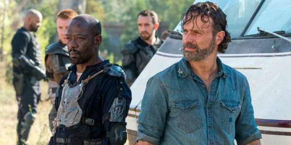 Lennie James Reveals His Thoughts On Andrew Lincoln's Walking Dead Exit