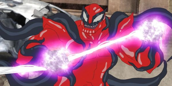 Carnage And Thanos Fused To Fight Venom | ScreenRant