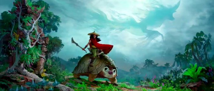 'Raya and the Last Dragon' Announced by Walt Disney Animation, Check Out Some Concept Art