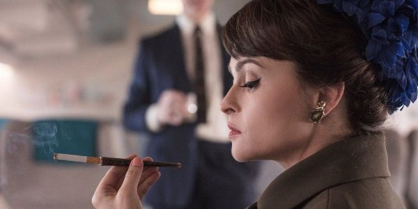 The Crown: First Look at Helena Bonham Carter & Ben Daniels