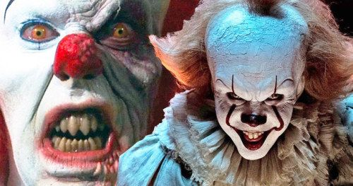 NECA Releases IT Pennywise Action Figures for Tim Curry &