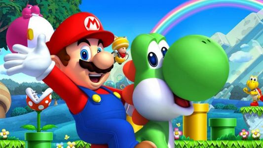 Illumination's Animated Super Mario Bros. Movie Moving Forward