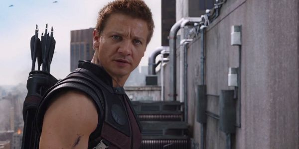 Early Urban Hawkeye Concept Art From MCU Phase 1 Revealed