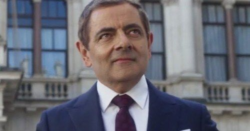 Johnny English 3 Teaser Celebrates the Accidental Agent's