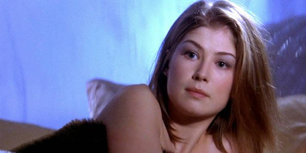 Rosamund Pike: I Was Told to Strip Down for 'Die Another Day' Audition
