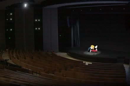 Apple teases Monday's big event with an early look into Steve Jobs Theater