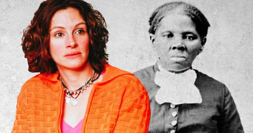 Julia Roberts Was Wanted as Harriet Tubman, Studio Exec
