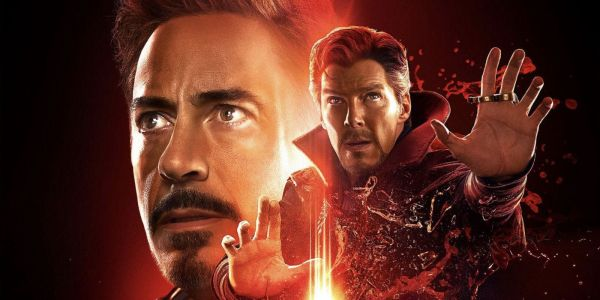 Endgame BTS Video Reveals Cut Line From Iron Man & Doctor Strange's Scene