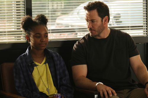 'The Passage's Mark-Paul Gosselaar: Brad & Amy's Backstory Will Explain Their Strong Connection