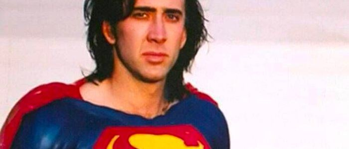 Nicolas Cage is Superman in the 'Teen Titans GO!' Movie