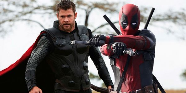 Thor's Chris Hemsworth Welcomes Deadpool To The Disney & Marvel Family