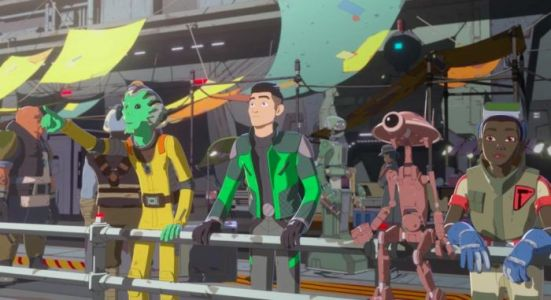 'Star Wars Resistance' Has Landed Elijah Wood as a Guest Star