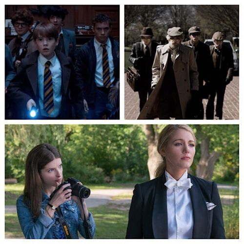 A Simple Favor, American Animals & Slaughterhouse Rulez Movie Reviews