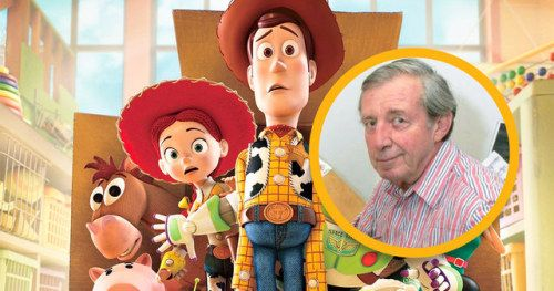 Bud Luckey, Creator & Designer of Toy Story's Woody