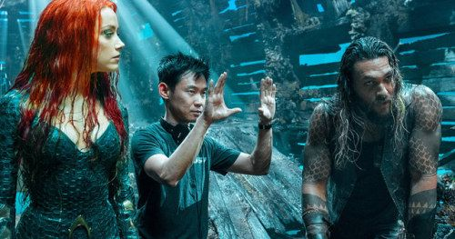 James Wan Pitched Aquaman as a Horror Monster MovieAquaman