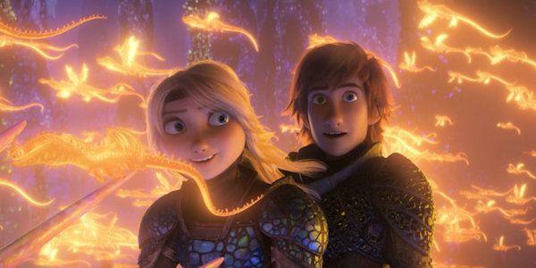How Hiccup and Astrid's Relationship Feels Different Then Typical Cartoon Couples