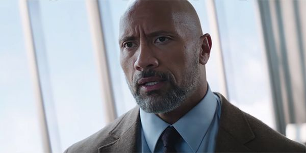 Dwayne Johnson Climbs Higher in New 'Skyscraper' Trailer