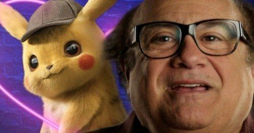 Detective Pikachu Used Danny DeVito for Early Voice TestsVisual