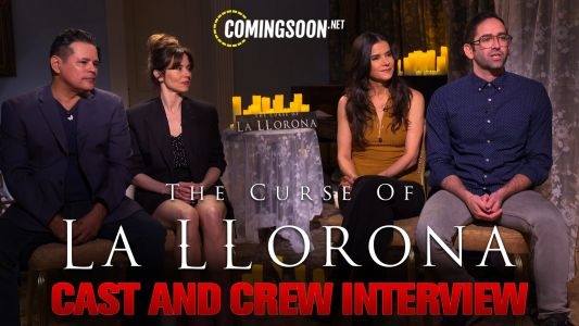 CS Video: The Curse of La Llorona Cast & Director on the Weeping Woman