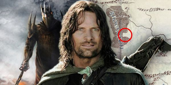 Lord of the Rings Map Confirms TV Show Isn't Silmarillion or Young Aragorn