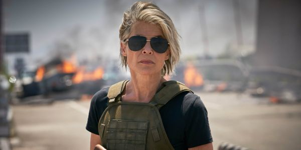 Terminator: Dark Fate Trailer - Sarah Connor is Back