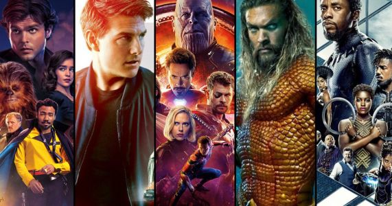 2018 Movie Trailer Mashup Relives the Year's Biggest & Best Moments