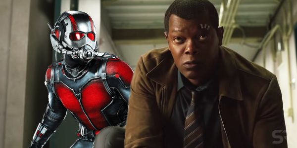 Nick Fury's Biggest Captain Marvel Spy Trick Came From Ant-Man