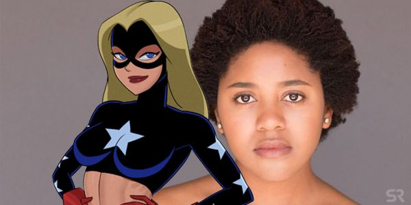 DC Universe's Stargirl Casts Anjelika Washington In Mystery Comics Role