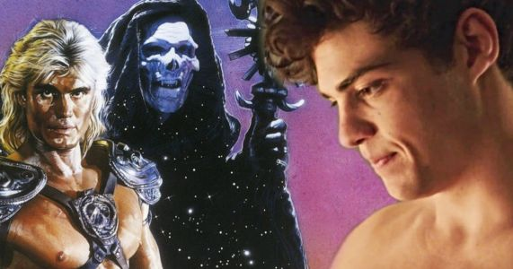 Noah Centineo Is Ready to Take on He-Man in Masters of the Universe