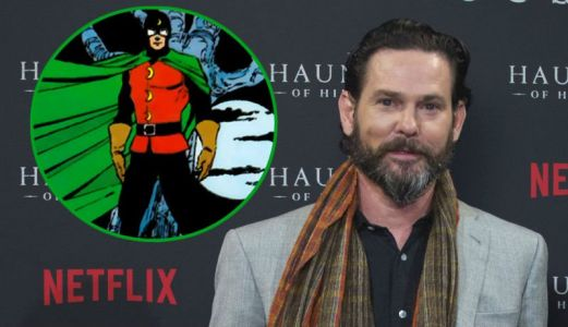 Stargirl Series Casts Henry Thomas as Dr. Mid-Nite