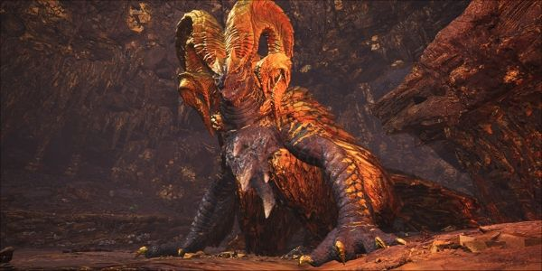 Monster Hunter World Update Adds An Elder Dragon