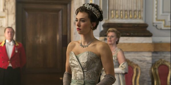 The Crown: First Look At Helena Bonham Carter's Princess Margaret
