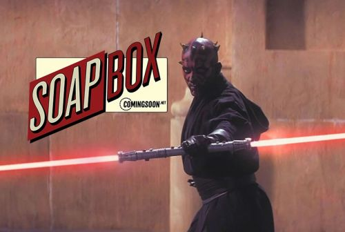 CS Soapbox: Will We Ever See A Live-Action Darth Maul Again?